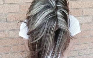 Частое мелирование на темные волосы. Фото до и после, с тонированием, пепельным оттенком, каре. Кому идёт, техника