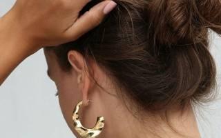 Небрежный пучок. Как сделать на средние, длинные волосы на голове: современный, высокий, низкий, объемный. Пошаговая инструкция своими руками, фото