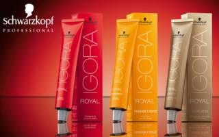 Палитра Igora Royal Schwarzkopf (Игора Роял Профессиональная, Шварцкопф) краски для волос. Оттенки, техники, инструкции окрашивания, преимущества