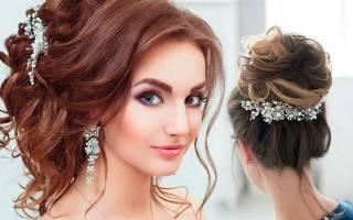 Собранные прически на длинные волосы на выпускной, свадьбу, каждый день. Фото, как сделать пошагово своими руками